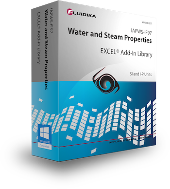 EXCEL Water and Steam Properties